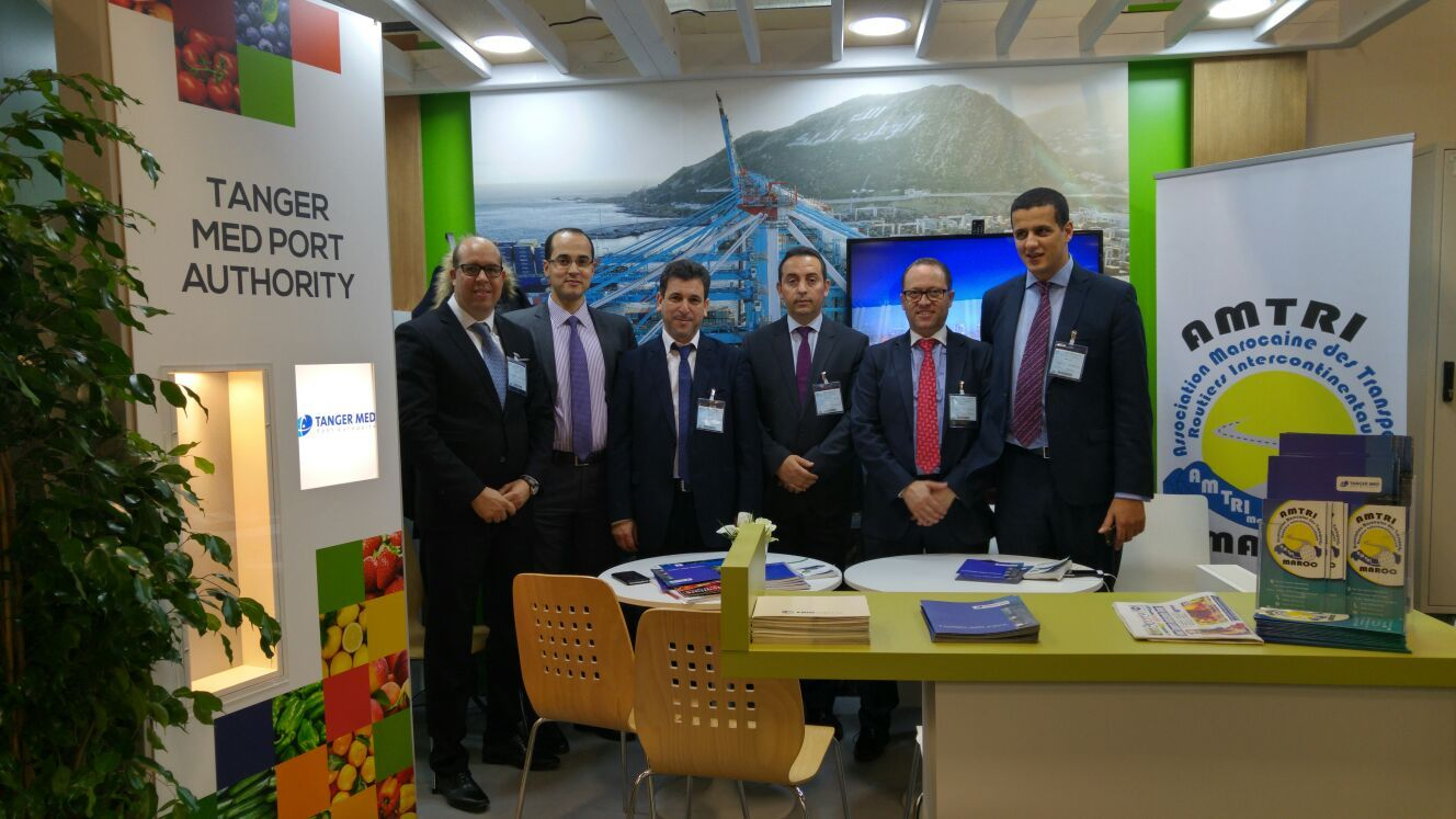 Participation de TMPA au salon Fruit Logistica de Berlin