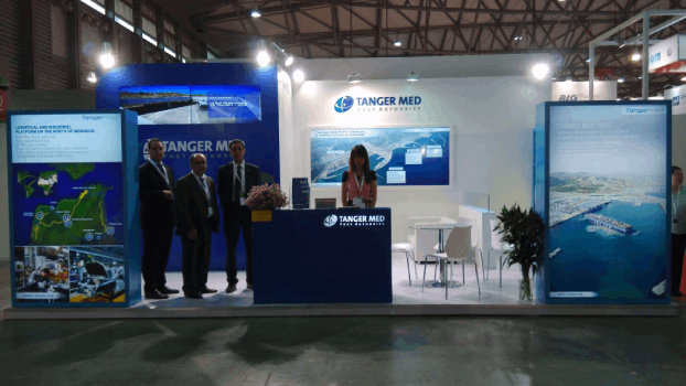 Tanger Med Au salon Transport Logistics de Shanghai (Chine)